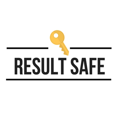 Result Safe Logo